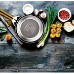 Сковорода 1.6 л, 20 см (URA-технология ), без крышки