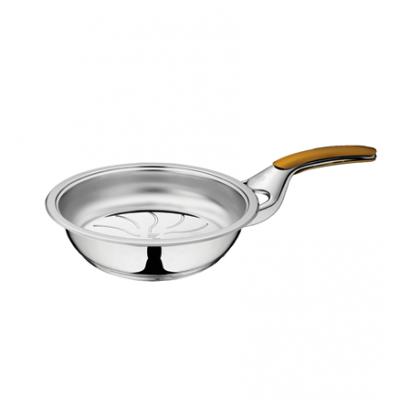 Сковорода 1.3 л, 20 см, без крышки