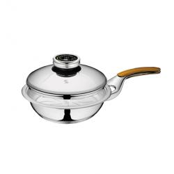 Сковорода 1.3 л, 20 см, с крышкой