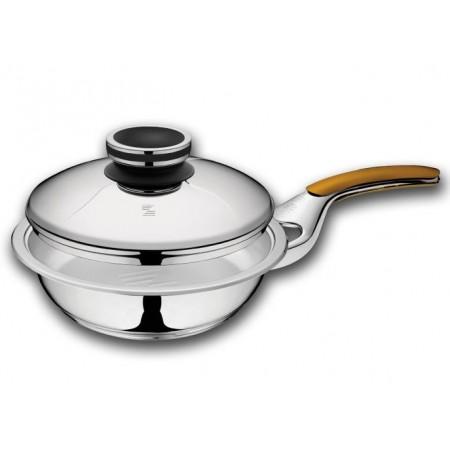 Сковорода 2.5 л, 24 см (URA-технология ), с крышкой