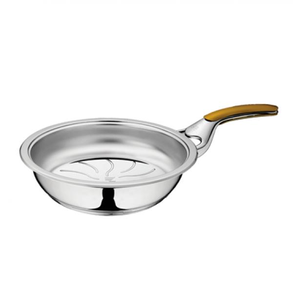 Сковорода 2.0 л, 24 см, без крышки