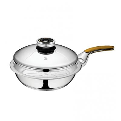 Сковорода 2.0 л, 24 см, с крышкой