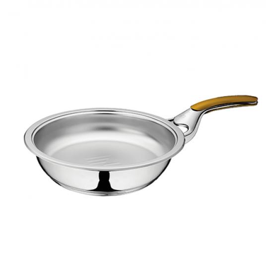 Сковорода 2.5 л, 24 см (URA-технология ), без крышки