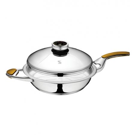 Сковорода 2.8 л, 28 см, с крышкой