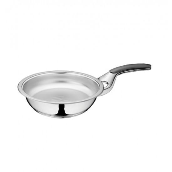 Сковорода 1.6 л, 20 см, без крышки