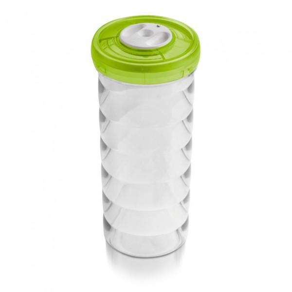 Емкость цилиндрическая большая пластиковая, d11 см, выс.26,5см -1,75 л