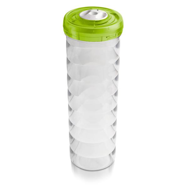 Емкость цилиндрическая экстра большая пластиковая, d11см,выс. 33,5см-2,25л